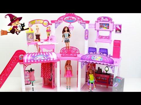 Centro Comercial Malibu Ave de Barbie Toys