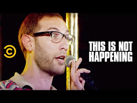 Ari Shaffir gets lucky twice: This Is Not Happening S2 Finale (Comedy Central)
