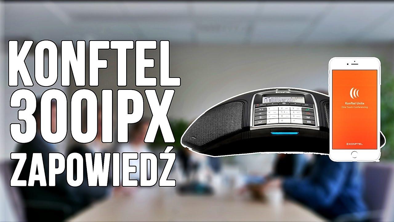 Jeff May, Konftel - zapowiedź nowego urządzenia do telekonferencji