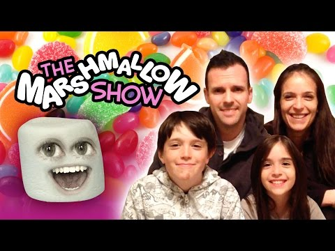 Family - HEY! Check it out! The Eh Bee Family from Vine are the special guests on The Marshmallow Show! You're gonna watch, Eh? HAHAHA! EH BEE'S YOUTUBE: http://youtube.com/ehbeefamily Watch the ENTIRE...