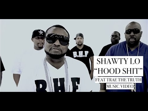 Trae The Truth, Shawty Lo, Yung Quis - Hood Shit