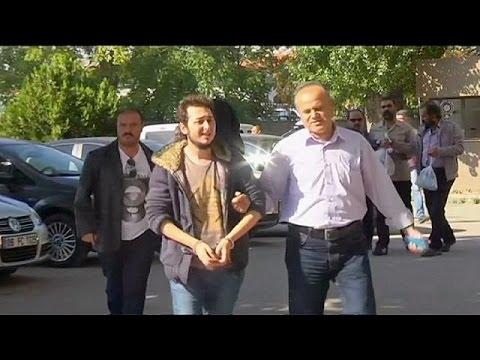 Τουρκία: Ενώπιον της δικαιοσύνης ύποπτοι για το μακελειό στην Άγκυρα