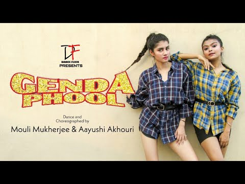 Genda Phool   Jacqueline Fernandez, Badshah and Payal Dev   Dance Flick