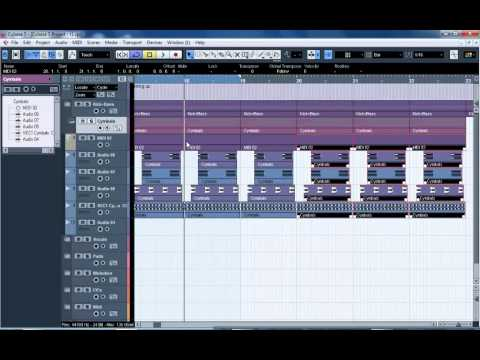 (Cubase 5) PsyShark Tutorial Part 1 – How to produce a PsyTrance Track with Cuabse 5