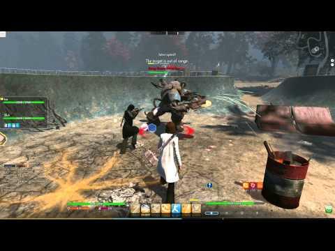The Secret World : gameplay