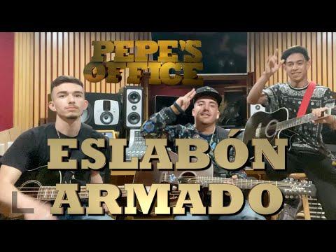 ESLABÓN ARMADO CON ROMÁNTICAS DEL NUEVO REGIONAL MEXICANO - Pepe's Home Office - Thumbnail