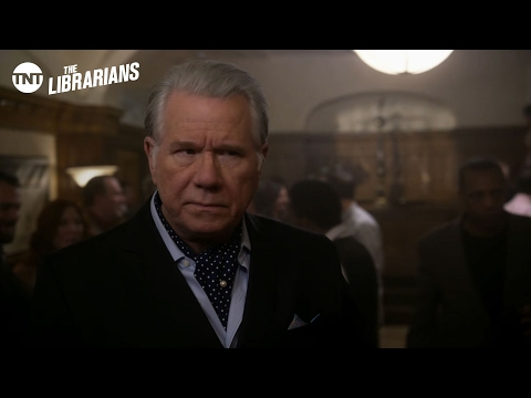 The Librarians: Jenkins and The Devil - Season 2 Ep.6 [CLIP] | TNT