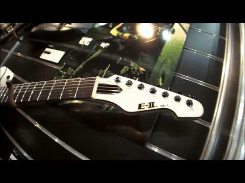 Musikmesse 2015 - ESP E-II standard series new models