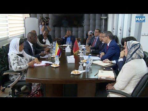 Maroc Comores : entretiens dans le domaine des énergies renouvelables