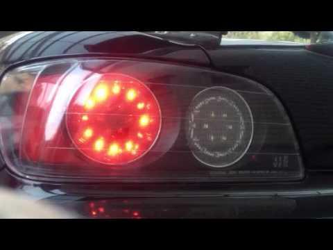S2000自作LEDテールライト