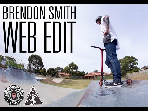 Brendon Smith | Fasen Scooters Web Edit (видео)