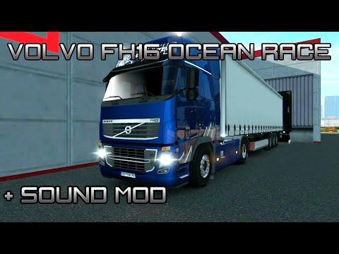 Volvo FH16 Sound mod by mesutxf
