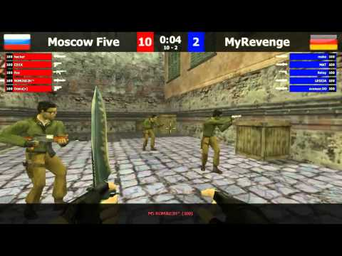 FCL Week 5: Moscow Five vs myR