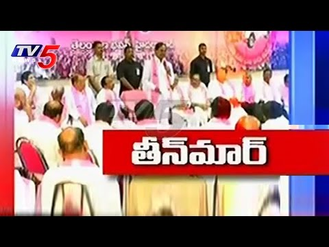 By-Elections Fight In Telangana | Leaders Master Plans For Victory : TV5 News