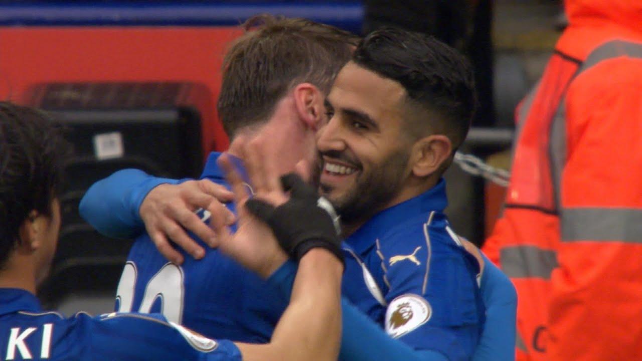 Albrighton, Mahrez help Leicester beat Watford