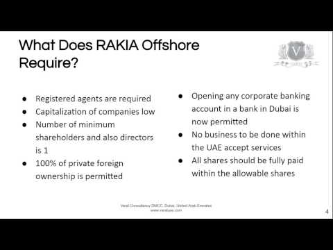 RAK Company Formation   3 Questions To Get You Started