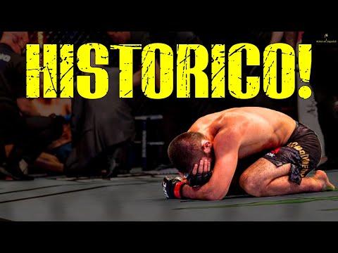 Resumen Completo Khabib Nurmagomedov vs Justin Gaethje | UFC 254
