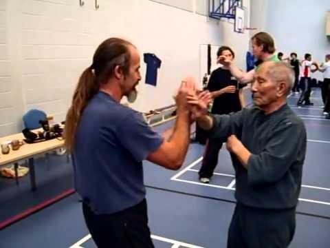 Con trai 80 tuổi của Diệp Vấn vẫn đánh quyền cực phũ!!