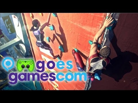 KINECT SPORTS RIVALS - Xbox One Gameplay «» PietSmiet goes gamescom 2013 | HD