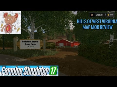 High Hills of West Virginia v1.0
