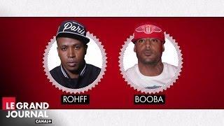 Booba VS Rohff : l'avocat de Rohff revient sur l'altercation - Le Grand Journal