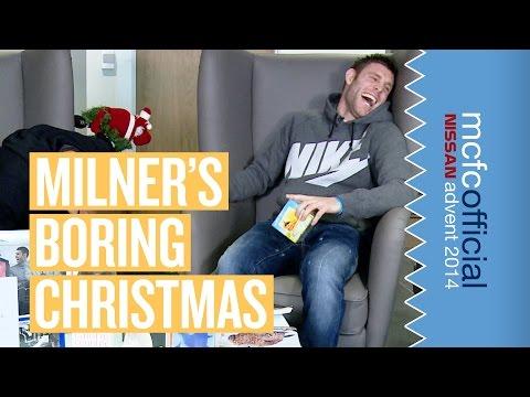 Video: MILNER'S BORING CHRISTMAS | Man City Advent Calendar | Day Twenty Three