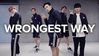 Video Wrongest Way - Sonny / Junsun Yoo Choreography MP3, 3GP, MP4, WEBM, AVI, FLV Agustus 2018