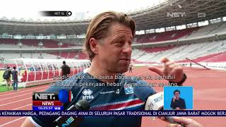 Video Wajah Baru Stadion GBK Persiapan Asian Games 2018 - NET 16 MP3, 3GP, MP4, WEBM, AVI, FLV Januari 2018