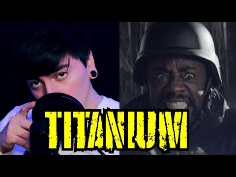 David Guetta - Titanium (Cover Español)