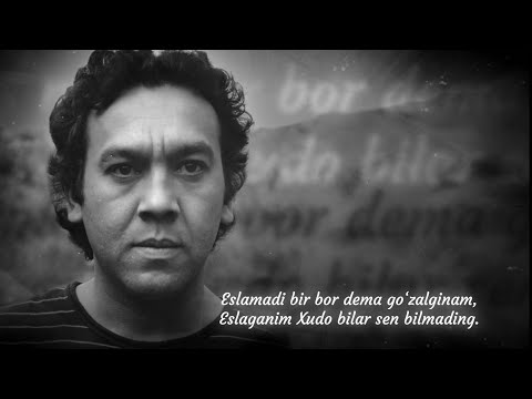 Mirzabek Xolmedov - Doim eslab yur | Мирзабек Холмедов - Помни меня..