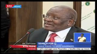 Search For Chief Justice Enters The Second Day With Justice Mbogholi Msagha Being Interviewed