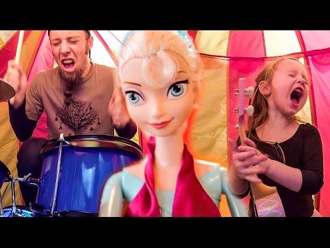 Barbie Girl (metal cover by Leo Moracchioli) (видео)