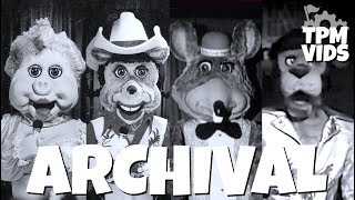 Top 10 Extinct Chuck E Cheese Animatronic Characters