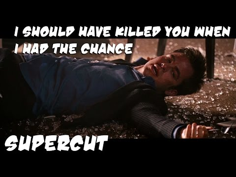 """Supercut: """"I Should Have Killed You When I Had the Chance!"""""""