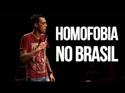 HOMOFOBIA - STAND UP COMEDY - NIL AGRA