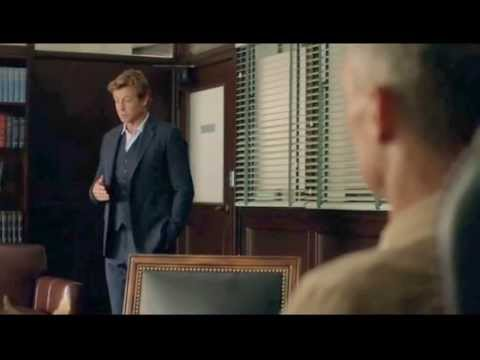 The Mentalist 7.05 (Clip 3)