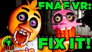 FNAF VR - A New World of Animatronics! | Five Nights At Freddy's VR: Help Wanted (Part 2)