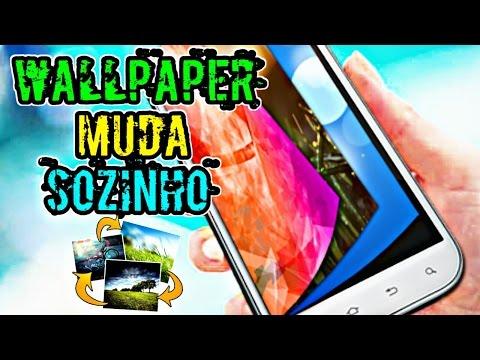 Imagens de papel de parede - SUPER APP QUE MUDA O PAPEL DE PAREDE DO ANDROID A CADA MINUTO [Efeito Windows/PC] SEMROOT