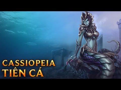 Cassiopeia Tiên Cá