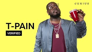 "T-Pain ""Textin' My Ex"" Official Lyrics & Meaning 