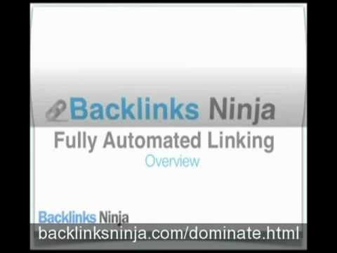 Backlinks Ninja moved my site up 282,634 spots in 5 days!