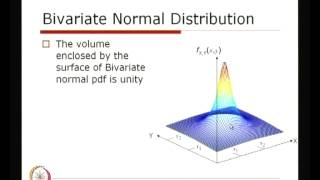 Mod-01 Lec-25 MGF Of Multivariate RVs And Multivariate Probability Distributions