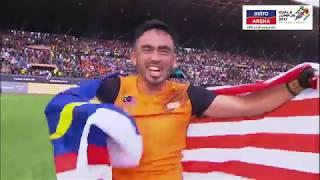 20 Ogos: Ragbi 7s - Final Malaysia 22 - 7 Singapura SUBSCRIBE YouTube Astro Arena (youtube.com/AstroArena) Layari portal...