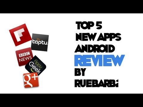 Top 5 News Apps for Android