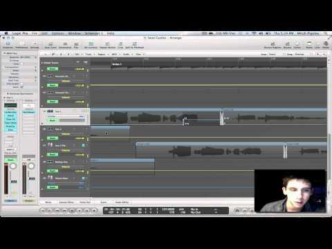 Logic Pro 9 Tutorial – Vocal Echo
