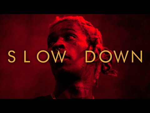 Young thug type beat - slow down l Accent beats