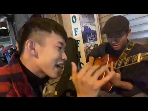 Kay Trần hát live gây láo loạn đường phố Hà Nội - Thời lượng: 4:24.