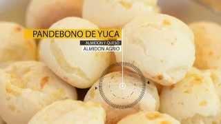 PNADEBONO - ALMIDON AGRIO DE YUCA
