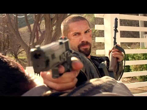 Scott Adkins Action and Fights in Close Range 2015