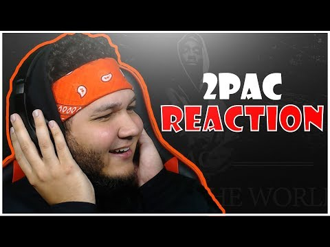 🔥🌎 REACTION!! 🌎🔥 2Pac - Me Against The World